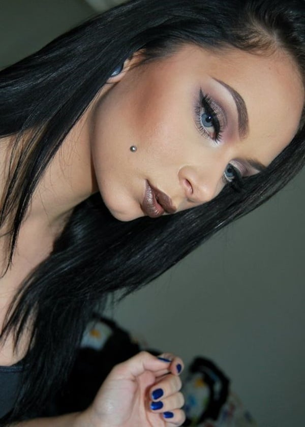 cheek piercing (2)