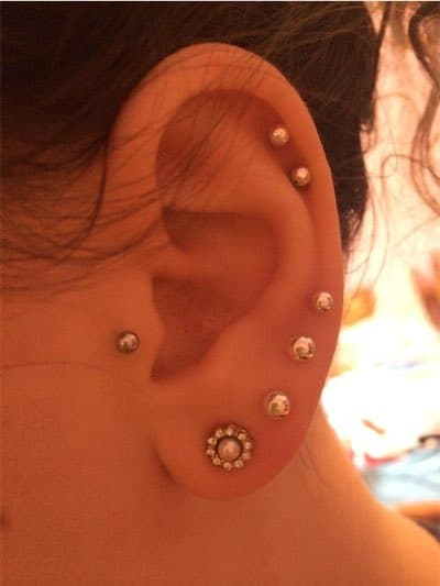 Ear Ring Piercing