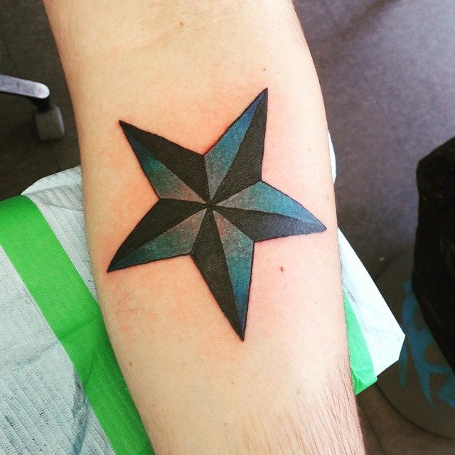 150 Meaningful Star Tattoos (An Ultimate Guide, August 2019)