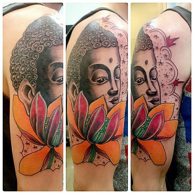Buddhist Elephant Tattoo Meaning: 100 Mystical Buddha Tattoos Meanings (November 2018