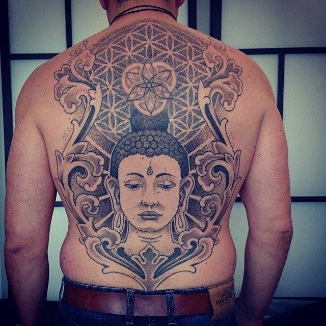 100 Mystical Buddha Tattoos Meanings January 2019