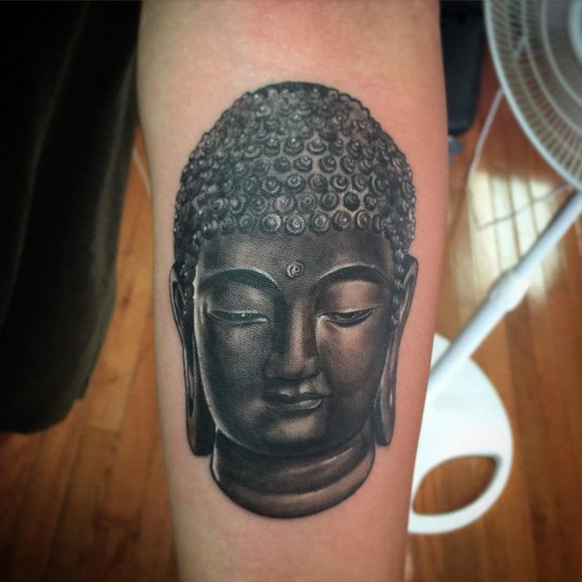 100 Mystical Buddha Tattoos Meanings August 2019