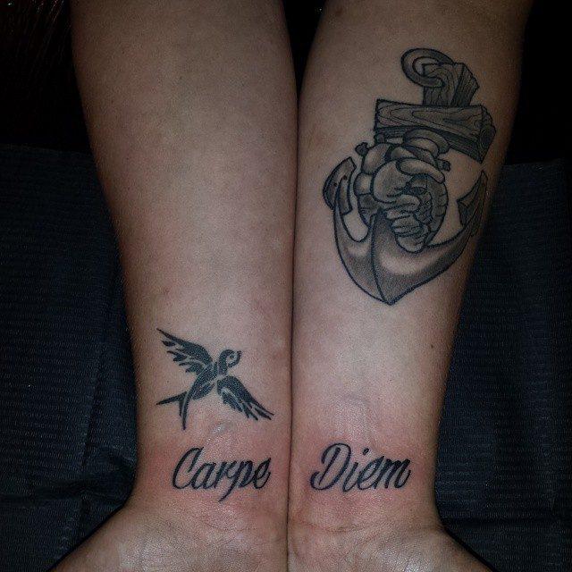 100 Best Carpe Diem Tattoos And Meanings September 2018