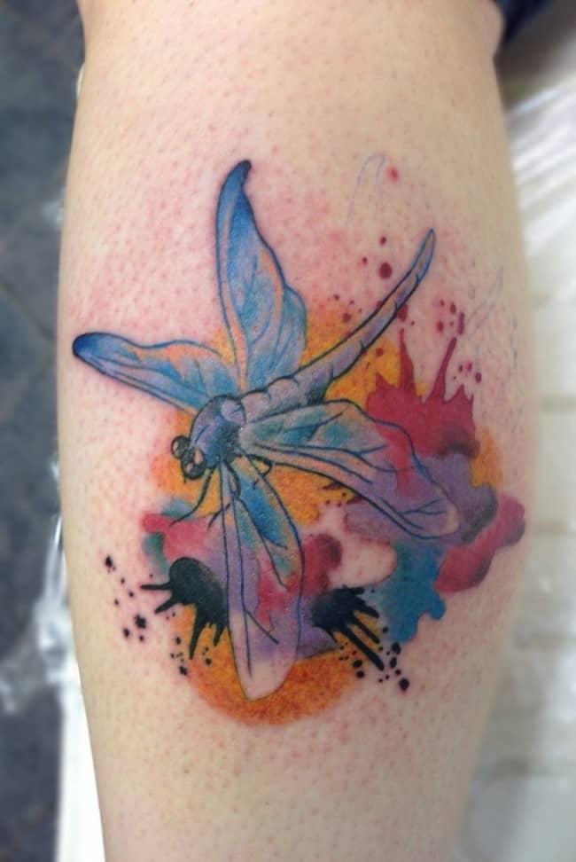 dragonfly tattoo (1)