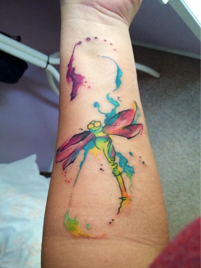 dragonfly tattoo (4)