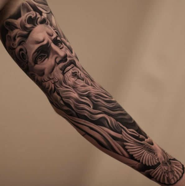 Full Sleeve by Jun Cha