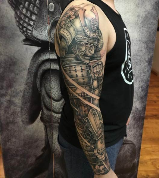 Half Sleeve Tattoos Designs Ideas And Meaning: 200 Best Sleeve Tattoos For Men (Ultimate Guide, July 2019