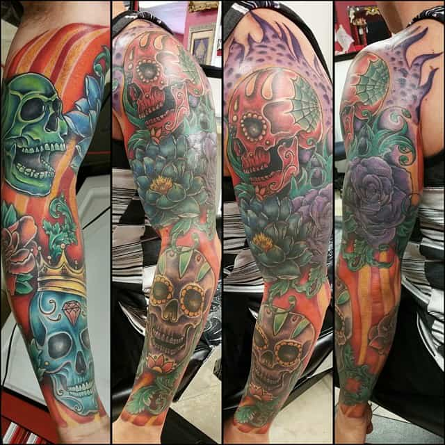 200 best sleeve tattoos for men ultimate guide november