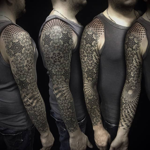 200 Best Sleeve Tattoos For Men (Ultimate Guide, August
