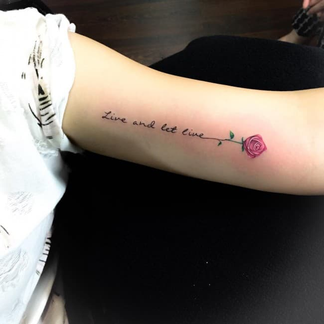Small Tattoo Designs For Girls: 150 Cute Small Tattoos Ideas For Women (May 2020