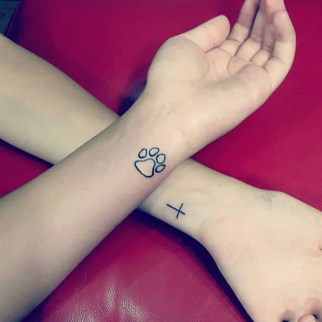 small tattoo for girls
