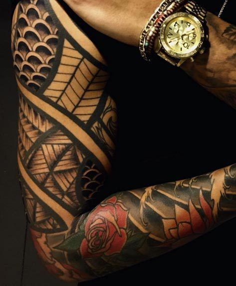 200 Best Sleeve Tattoos For Men Ultimate Guide January 2019
