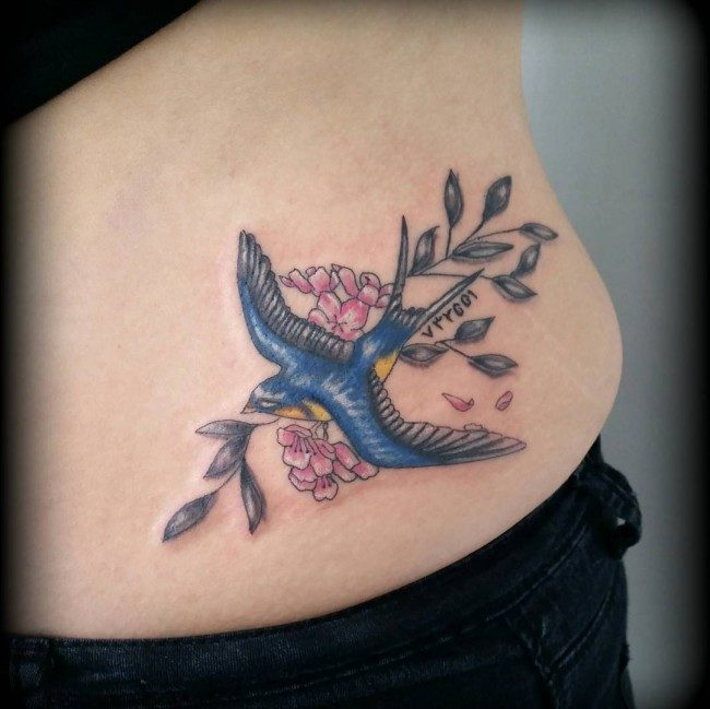 150 Meaningful Swallow Tattoos Ultimate Guide October 2018