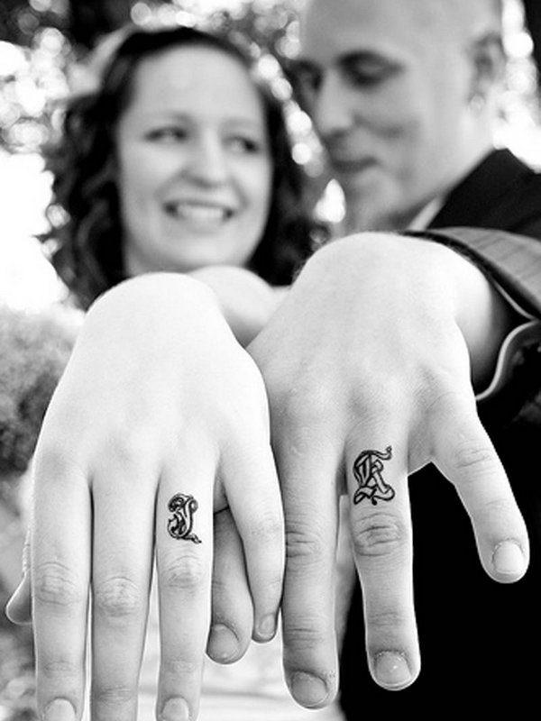 150 Best Wedding Ring Tattoos Designs August 2019
