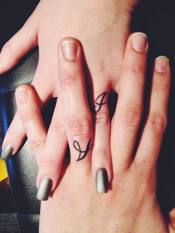 150 Best Wedding Ring Tattoos Designs [2017 Collection] - Part 2