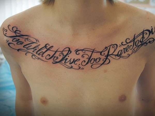 awesome tattoo sayings