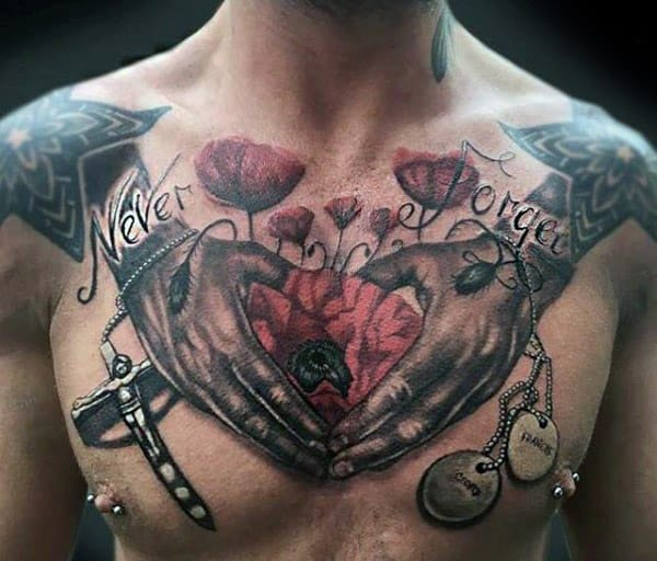 150 Meaningful Memorial Tattoos Ideas February 2019 Part 5