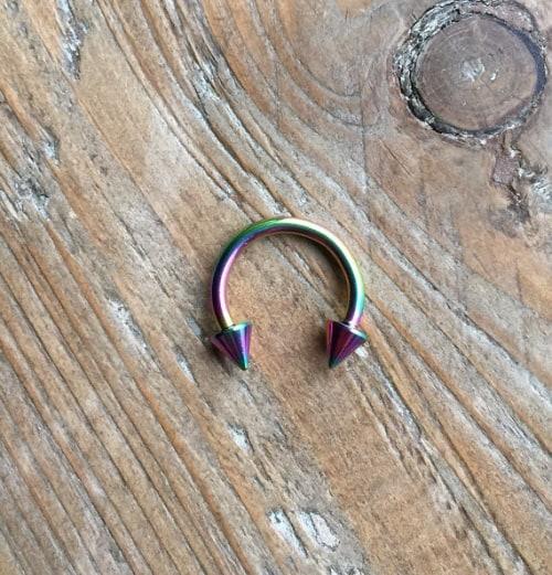 Smiley Piercing Jewellry