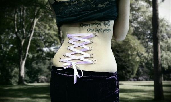 Corset piercing ideas49