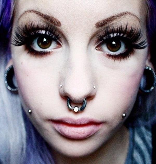 Nose Piercing designs66