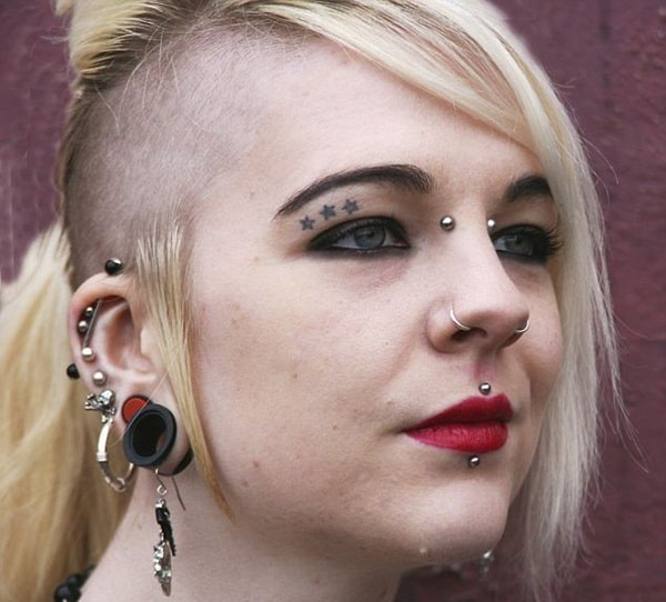 Nose Piercing designs9