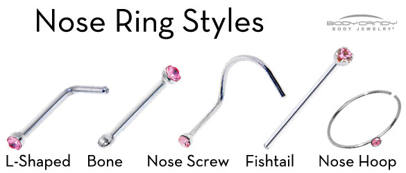 100 nose piercing ideas jewelry and faq s