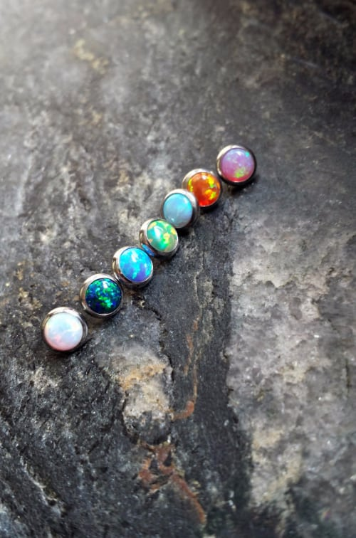 Dermal Jewellery
