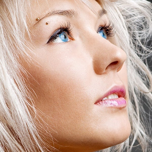 100+ Eyebrow Piercing Ideas, Procedure, Pain, Healing Time ...