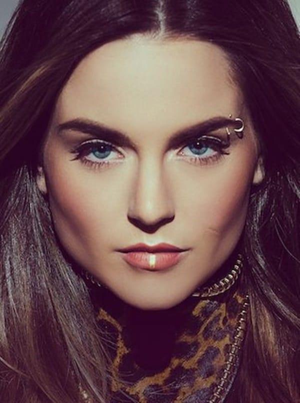 eyebrow piercing (8)