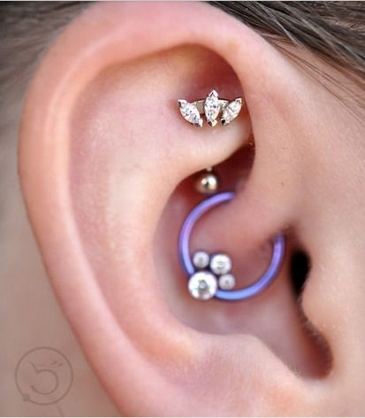 feather-rook-piercing