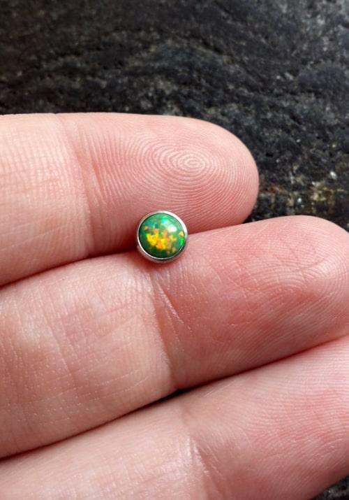 Magnetic Dermal Jewelry