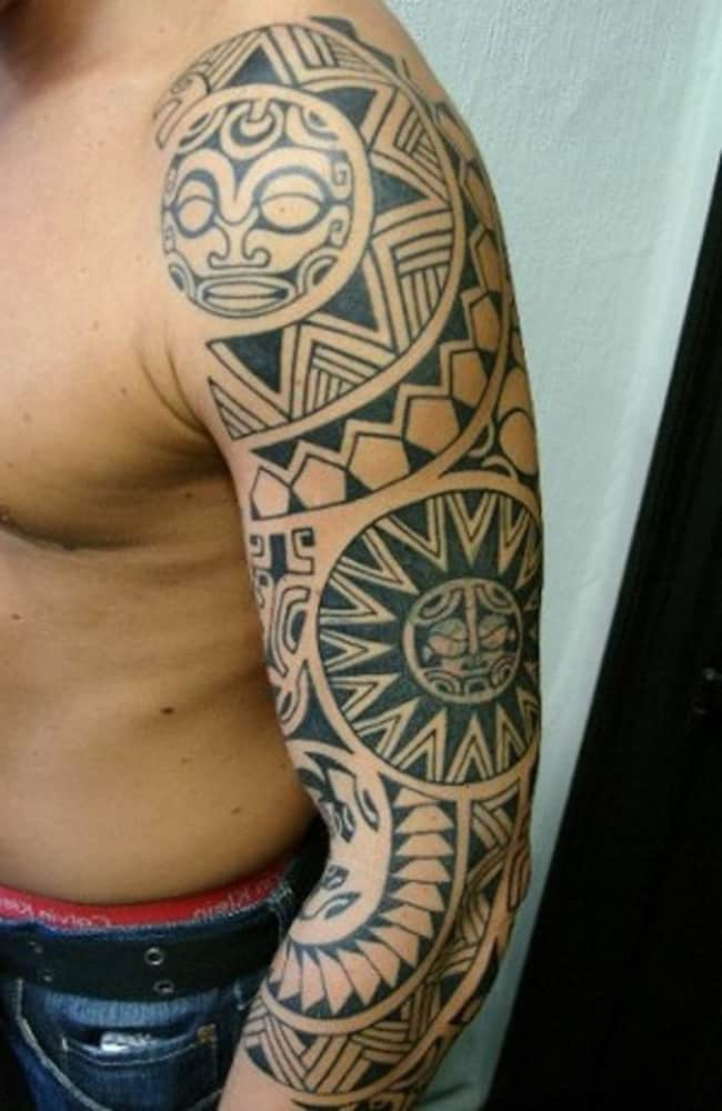 73444a40d 165 Best Arm Tattoos For Men Women (Ultimate Guide, July 2019)