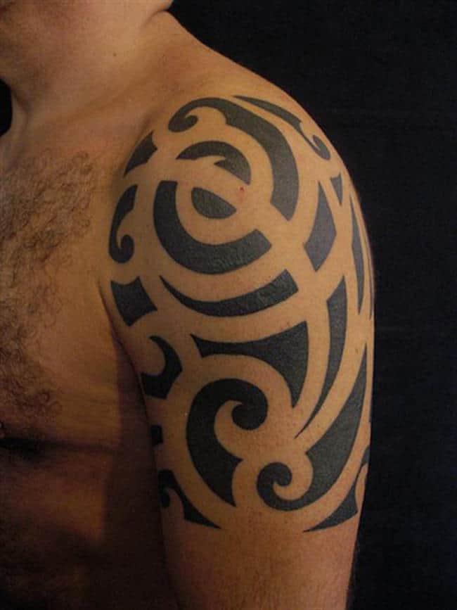 maori-half-sleeve-tattoo