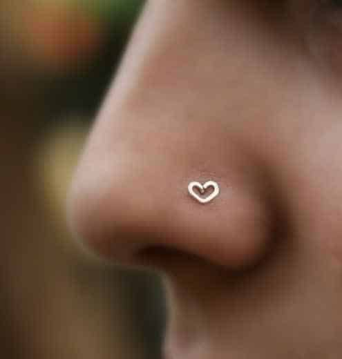 nostril piercings jewelry