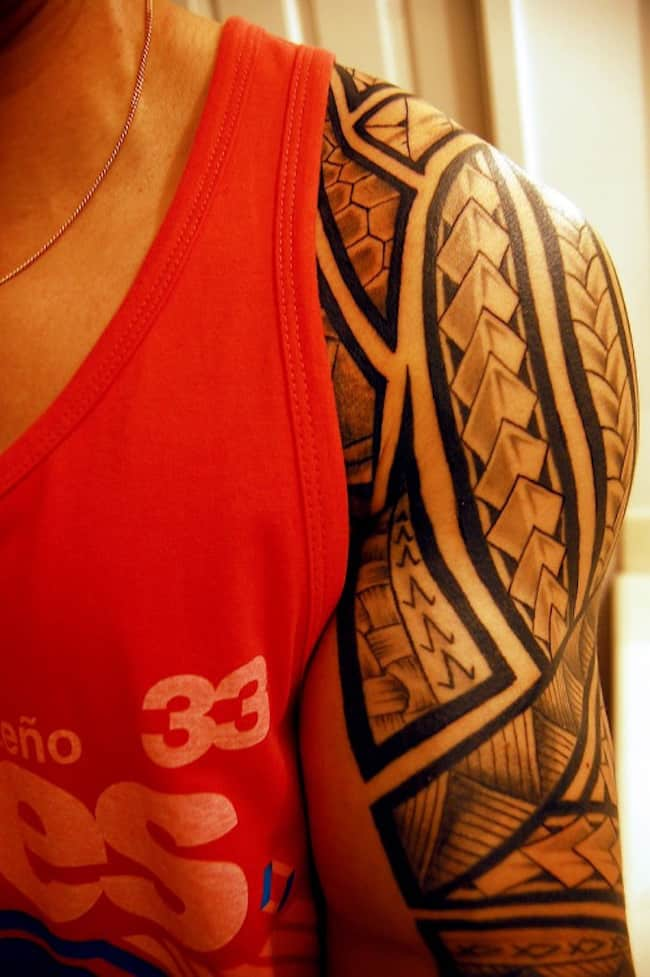 pacific-islander-tribal-tattoo-design
