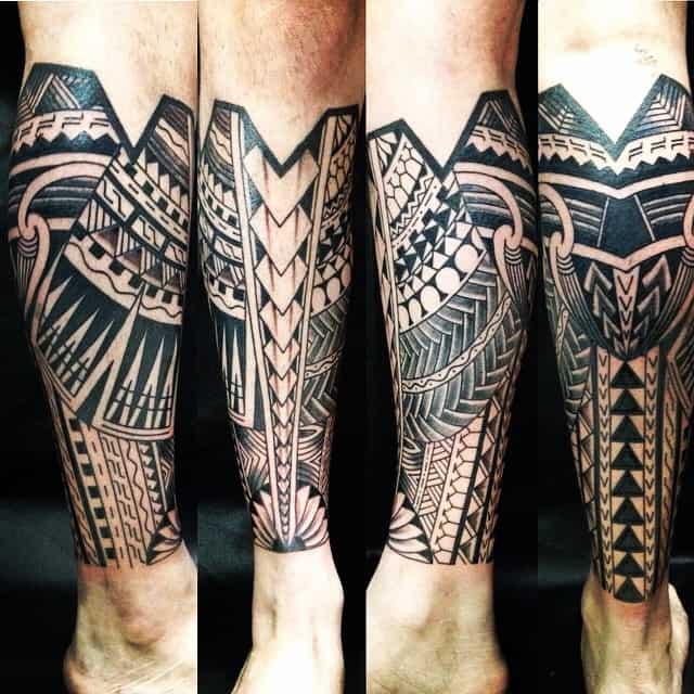 150 Tribal Samoan Tattoos For Men Women Ultimate Guide 2019