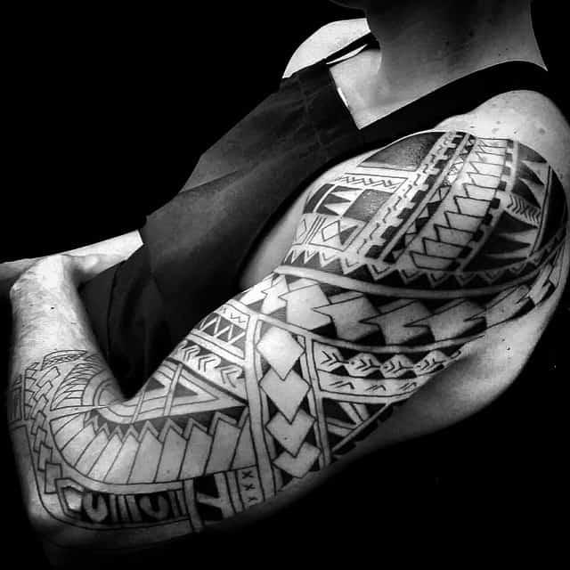 150  Most Popular Tribal Samoan Tattoos 2017 Collection