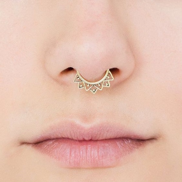 150 Septum Piercing Ideas and FAQs (Ultimate Guide 2019)