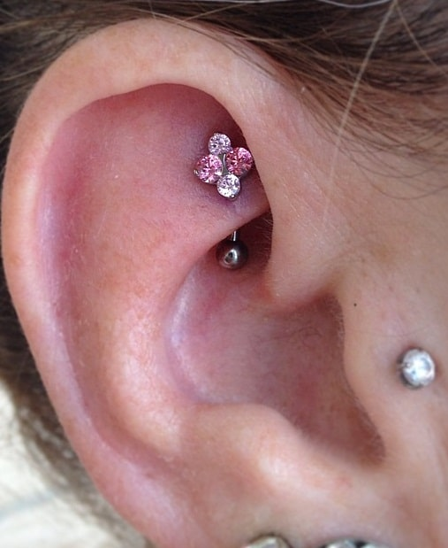 ear piercing rook - photo #22