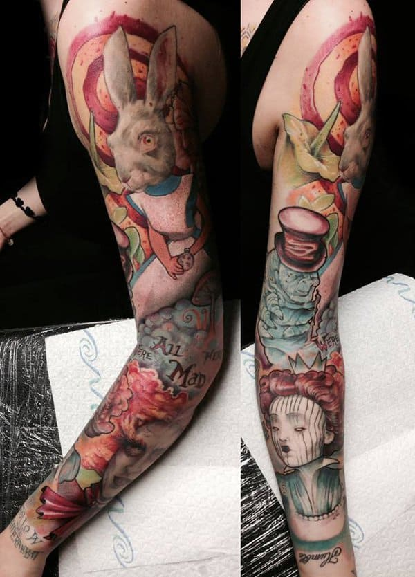 alice-in-wonderland-tattoo-32