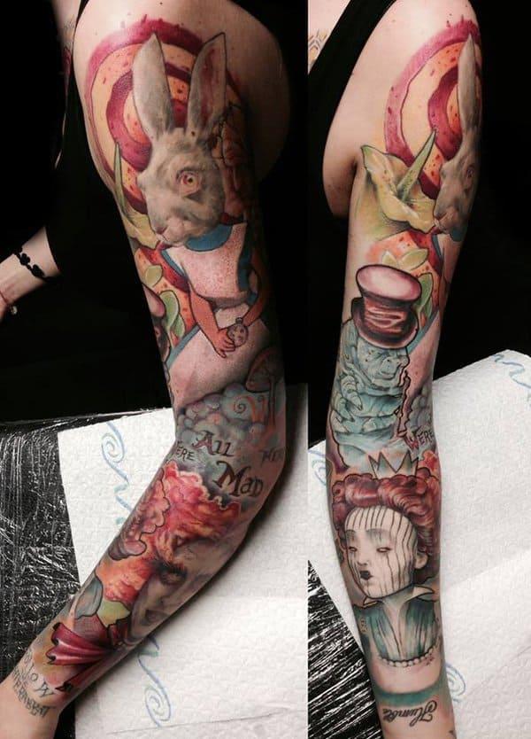alice-in-wonderland-tattoo-32