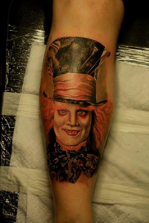 alice-in-wonderland-tattoo-johnny-depp