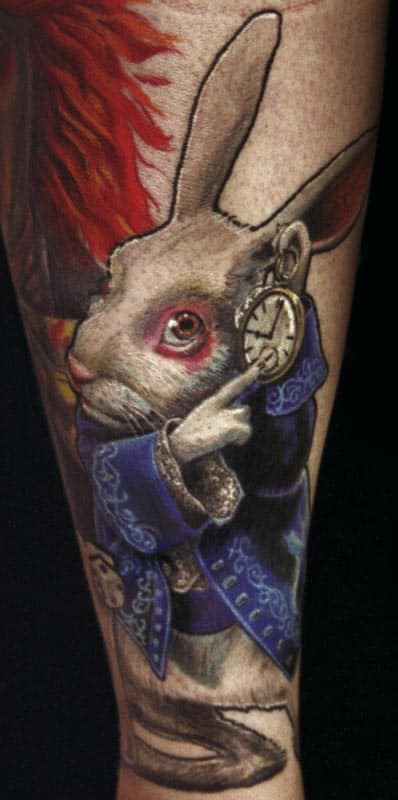 alice-in-wonderland-tattoo-white-rabbit