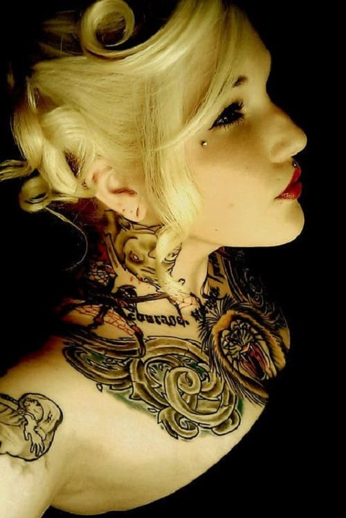 Cool Anti Eyebrow Piercing Women