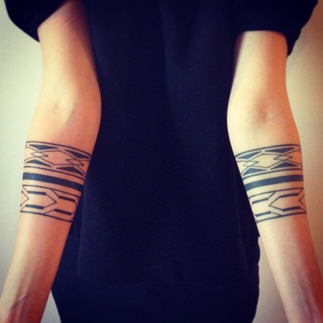 Armband Tattoo: 130 Most Popular Armband Tattoos Designs (June 2018)
