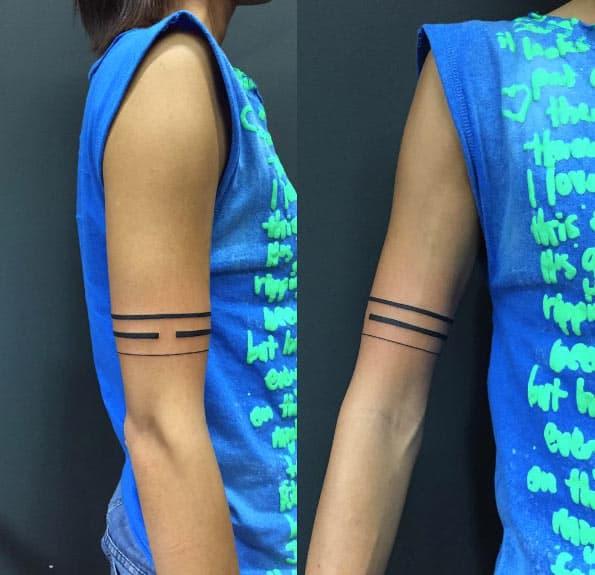 130 most popular armband tattoos designs april 2018. Black Bedroom Furniture Sets. Home Design Ideas