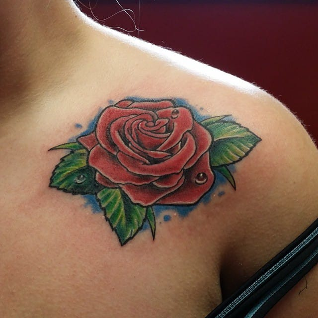 Collarbone Tatto