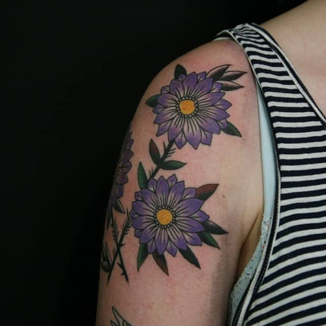 150 Small Daisy Tattoos Meanings Ultimate Guide February 2019