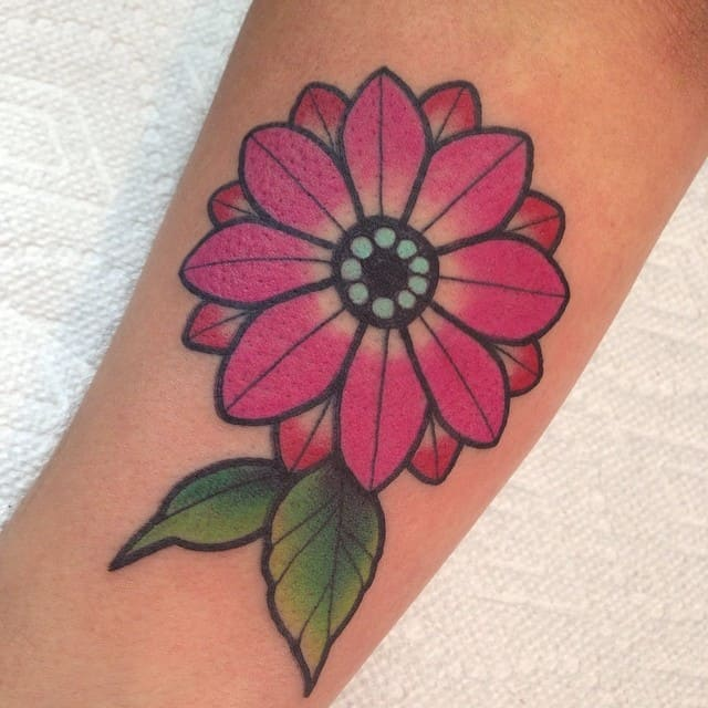 100 pretty daisy tattoo designs and meanings july 2018 daisy tattoos 2 mightylinksfo