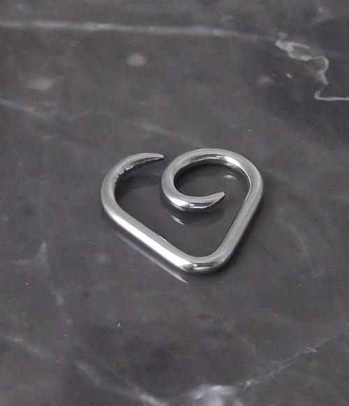 Heart Orbital Piercing Jewelry